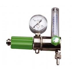 Riduttore ossigeno con flussometro