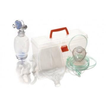 Rianimatore in valigetta pediatrico