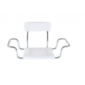 Sedilvasca con seduta e schienale moplen