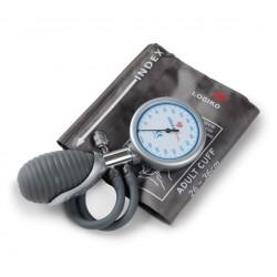 Sfigmomanometro Ad Aneroide Palmare A Due Tubi - Testa Ruotante Per Utilizzo Ambidestro