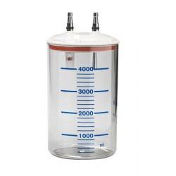 Vaso Da 4000 Cc Completo Per Aspimed 3.3 E 3.4