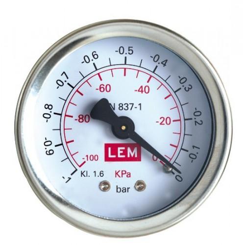 Vuotometro Per Aspimed 2.2, 2.3, 2.5 - Ø 50 Mm