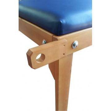 Rotoli Per Lettino Massaggio.Porta Rotolo Da 60 Cm Per Lettini Pieghevoli In Legno Mo700x