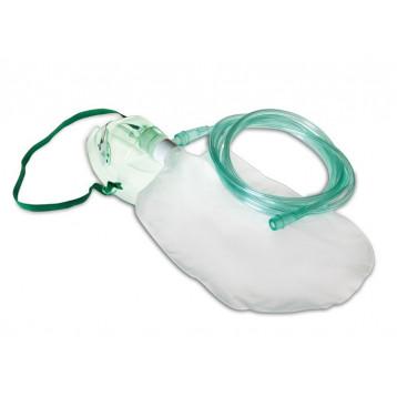 Maschera Morbida Ad Alta Concentrazione Con Riserva Di Ossigeno - Adulti