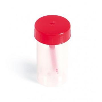 Contenitore Feci Sterile - 60Ml