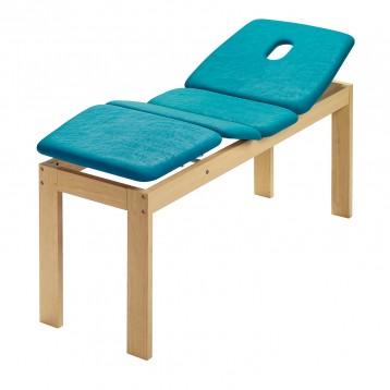 Lettino per trattamenti in legno di faggio quattro sezioni - New ramin 3