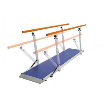 Parallela per riabilitazione fisioterapica lunga 3 metri - plus 3m