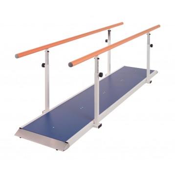 Parallela per riabilitazione fisioterapica lunga 3 metri - standard 3m