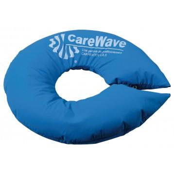 Cuscino per mantenere e sostenere in modo confortevole la testa del paziente - Tondo xl