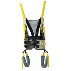 corsetto per il supporto e l'allenamento delle capacità di deambulazione