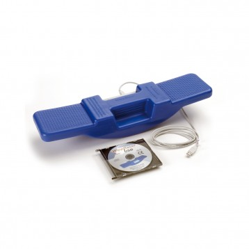 dondolo per auto per l'allenamento psicomotorio - Wippracer