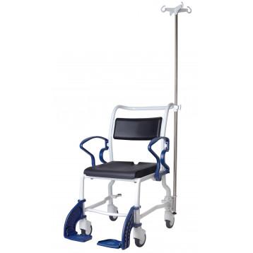 Sedia speciale per un uso ospedaliero, da trasporto o da doccia - Oslo