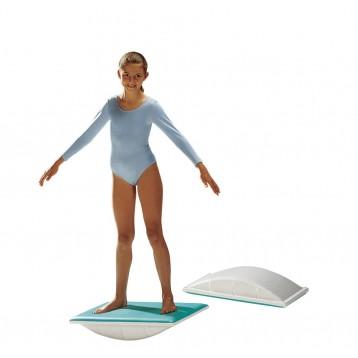 Tavola oscillante per migliorare il controllo del corpo