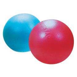 Palla ideale per esercizi di potenziamento muscolare, ginnastica a terra e supporto lombare