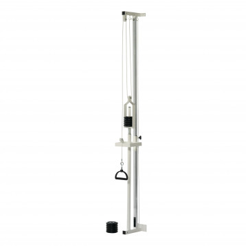 Ercolina single - Dispositivo per l'esecuzione di esercizi di rinforzo contro resistenza per arti superiori ed inferiori