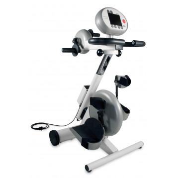 cicloergometro adatto al training degli arti inferiori - Vivamed complet