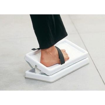 Tavola di equilibrio per gli esercizi di prono-supinazione del piede