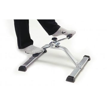 Pedaliera gym attrezzo per tonificare i muscoli degli arti con regolazione dello sforzo
