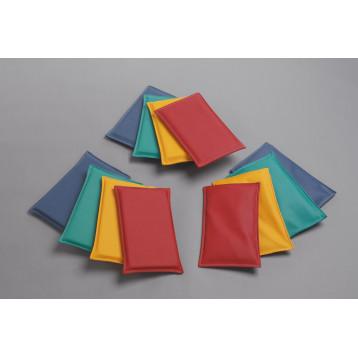 Set sacchetti sensoriali - utilizzati come accessori per realizzare dei percorsi di deambulazione