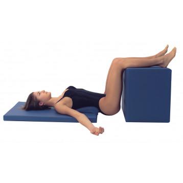 cuscini per esercizi di scarico del tratto lombosacrale - Set lombar traction