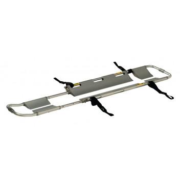 Barella A con sostegno a cucchiaio in alluminio regolabile in lunghezza (da cm 167÷190)