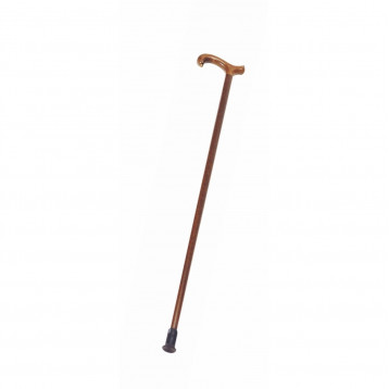 Bastone in legno con maniglia antomica ideale per un ottimo equilibrio