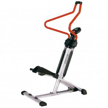 Stepper MONTANA allena il sistema cardio-circolatorio e rafforza la muscolatura delle gambe
