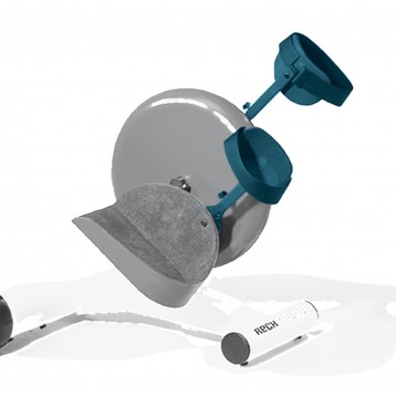 Fermapolpacci corti per pedaliere elettriche