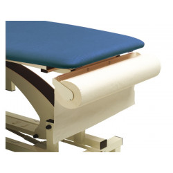 Porta lenzuolino adattabile alle diverse larghezze dei rotoli