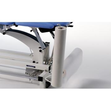 Porta lenzuolino ribaltabile per lettini da visita modello Sinthesi Line