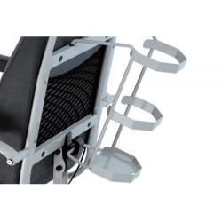 Porta bombola per carrozzelle modelli ISCHIA cod. AP00002 o ELBAcod. AP00001