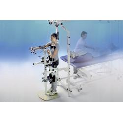 Unita' di statica r.i.c. per raggiungere postura eretta