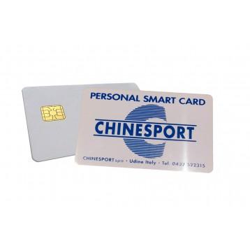 Personal smart card per programmazione protocollo riabilitativo