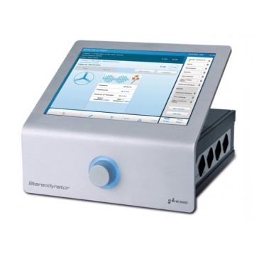 Stereodynator complet - Unità professionale di elettroterapia a due canali