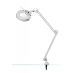 Lampada con lente con lente di ingrandimento da 12,7 cm di diametro