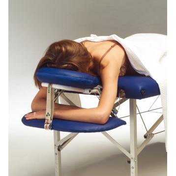 Poggiabraccia solo per i lettini con il supporto testa regolabile