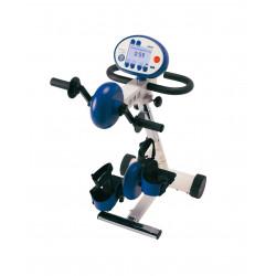 Cicloergometro adatto al training per arti inferiori e superiori - Vivabimbo12 complet