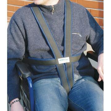 Imbragatura di Contenimento per carrozzine 6 Tiranti Mod. Ragno
