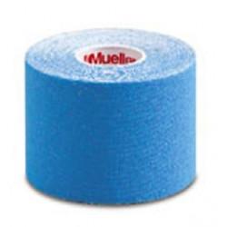 Bende adesive elastiche per kinesiologia (blu) - Tape - 6 Pezzi