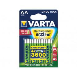 """BATTERIE VARTA RICARICABILI - stilo """"AAA"""""""