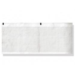 PACCO CARTA TERMICA ECG - griglia arancione - 126 x 150 mm