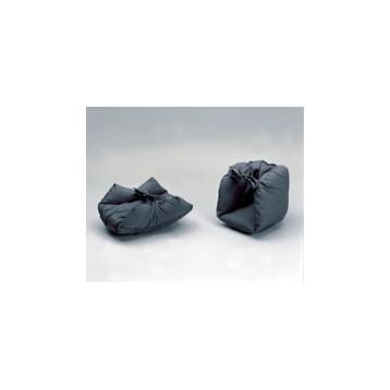 Talloniera in fibra cava siliconata