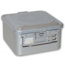 CONTAINER STANDARD 285 x 280 x h 150 mm - 1 filtro - n.p. - grigio