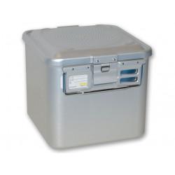 CONTAINER STANDARD 285 x 280 x h 260 mm - 1 filtro - n.p. - grigio