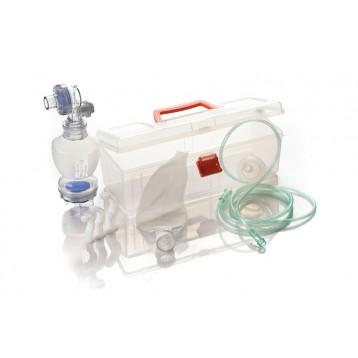 Rianimatore in valigetta neonatale