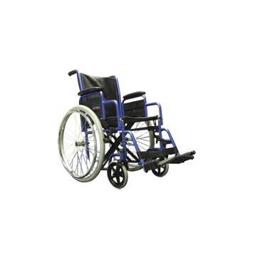 Carrozzina classica per disabili o anziani