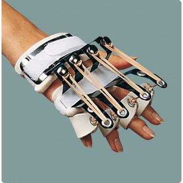 Splint ferula dr. bunnel per mano (estensione metacarpi e dita)