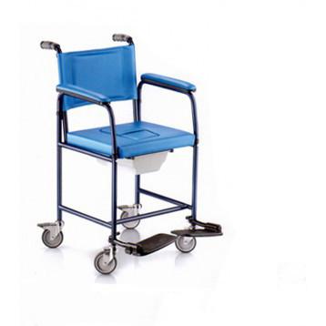 Sedia comoda con WC e ruote SURACINA 233: acquistala online