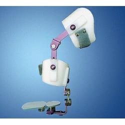 C11-C12 Clubax Regolabile Ortesi regolabile multidirezionale per la correzione delle malformazioni congenite degli arti inferior
