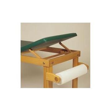 Supporto portarotolo per letti in legno